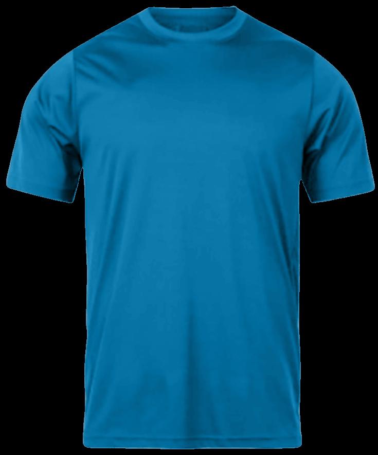 Majica-aqua