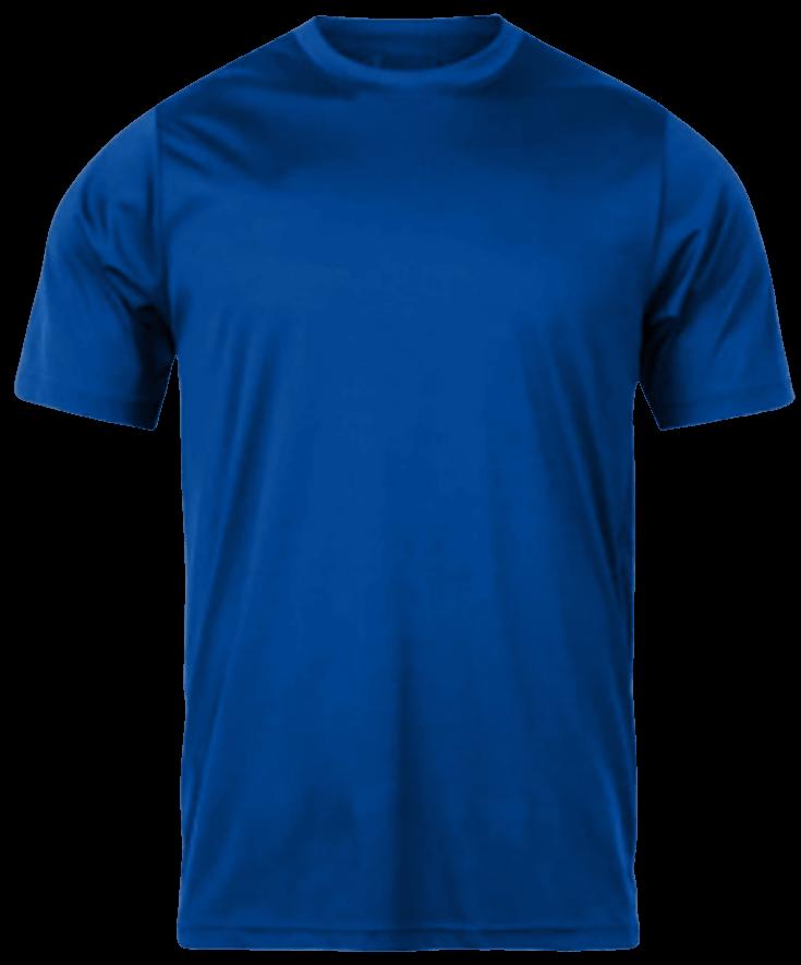 Majica-royal-blue