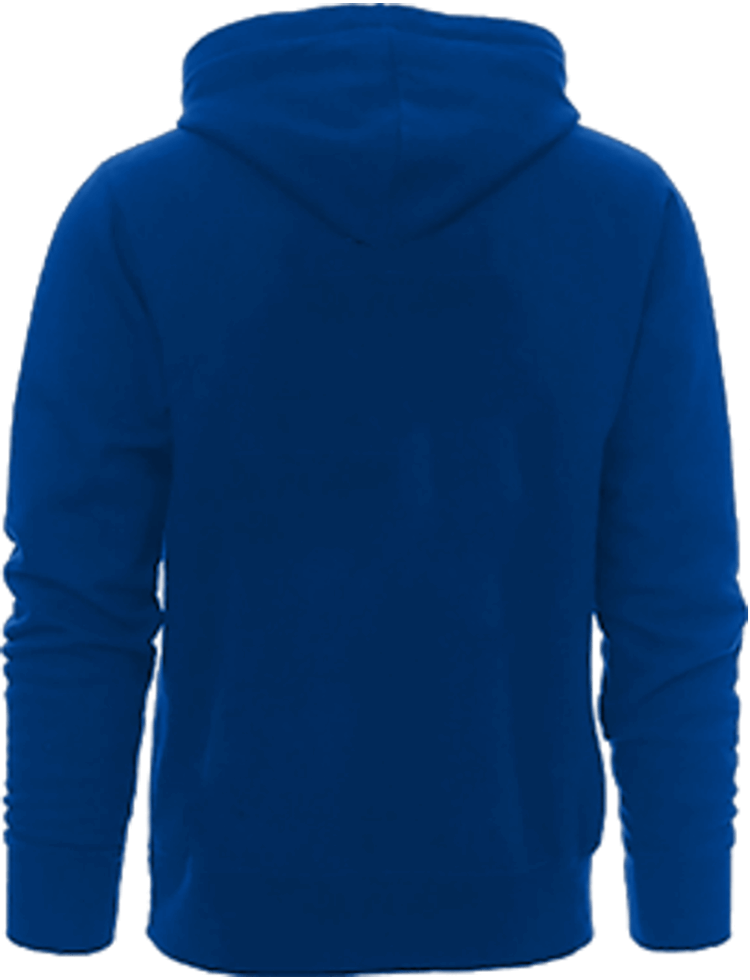 Pulover-royal-blue