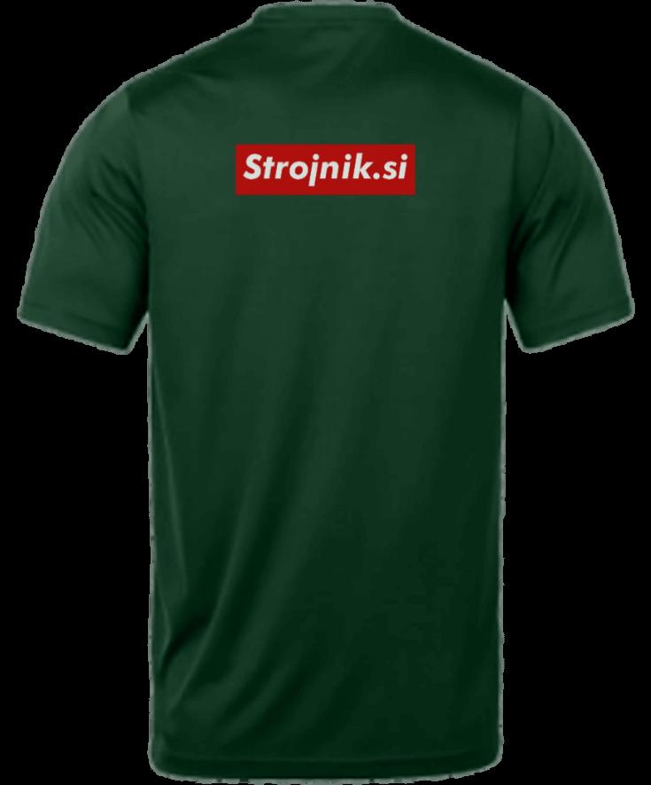 Majica-bottle-green