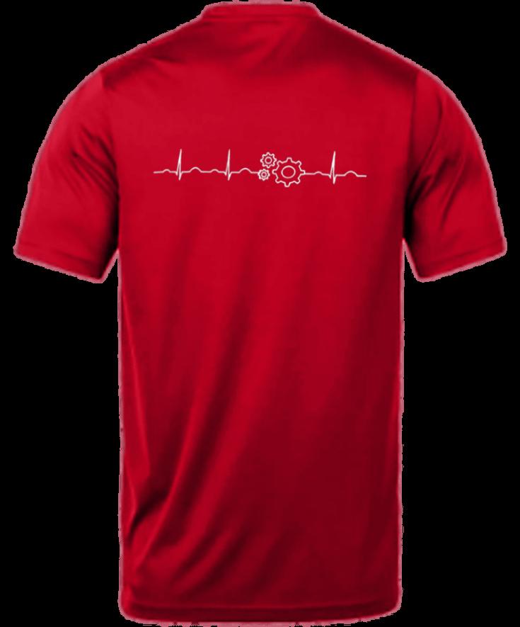 Majica-red