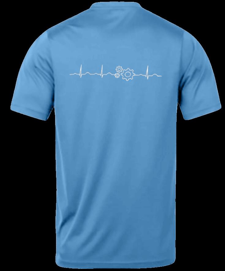 Majica-sky-blue