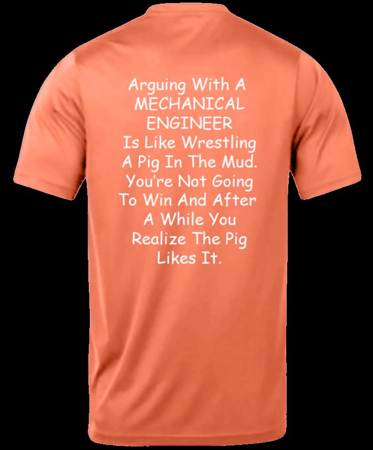 Majica-apricot