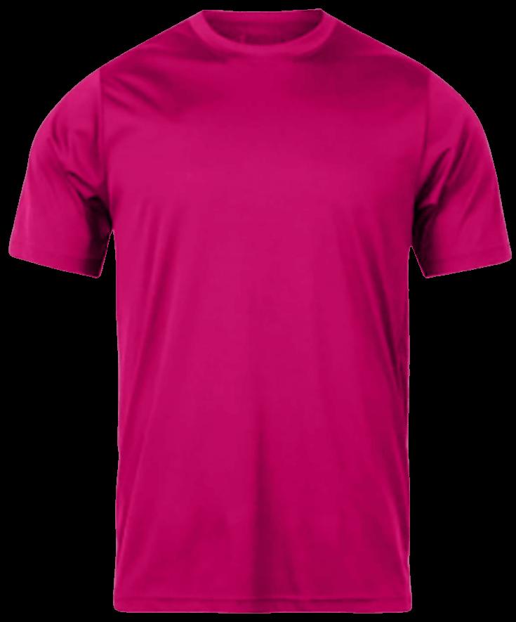 Majica-fuchsia