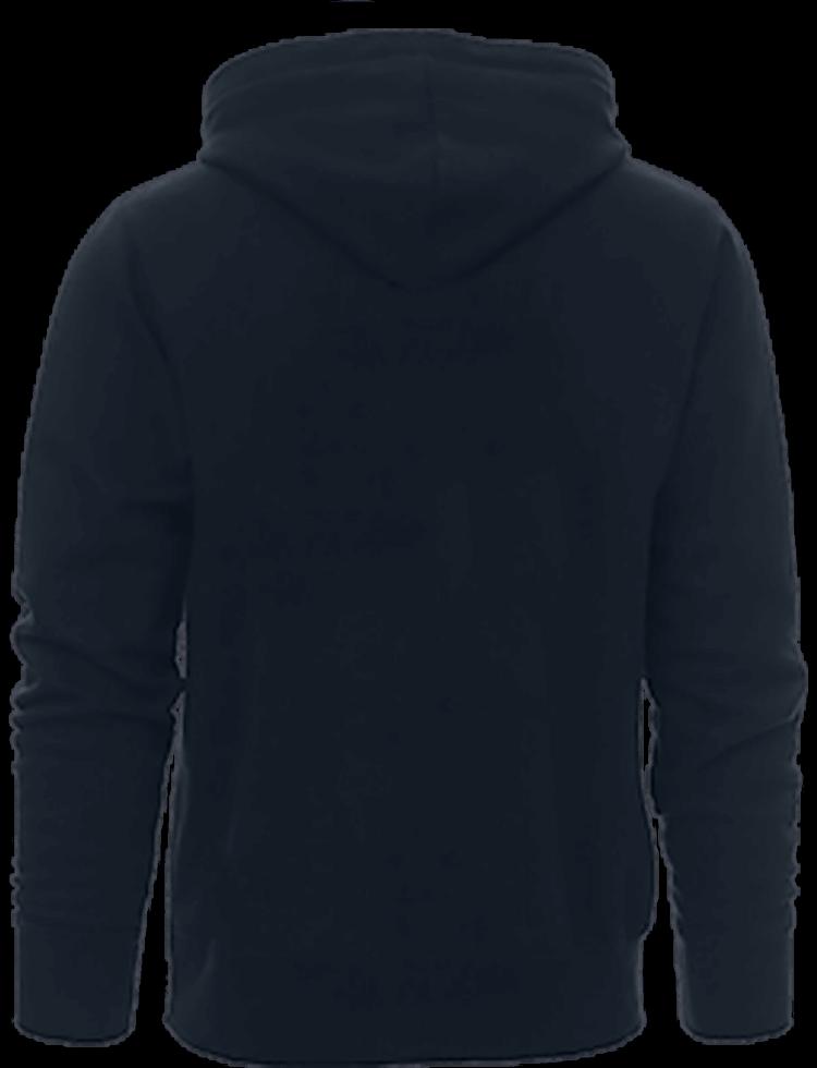 Pulover-navy-blue