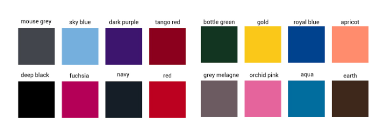 Barve-majice